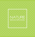 colored abstract nature background pattern vector image vector image