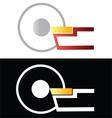 Metalworking symbol 1 vector image vector image