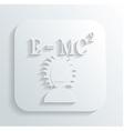 scientist equation vector image