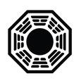 Dharma vector image