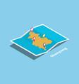 shenyang northeast liaoning explore maps vector image vector image