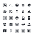 User Interface and Web Colored Icons 11 vector image vector image