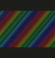 colorful abstract background colorful striped vector image