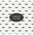 Fashionable seamless retro pattern with