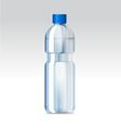bottle vector image