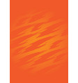 bright and bold orange background texture vector image