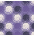 polka dot seamless pattern with abstract circles vector image vector image