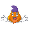 elf hard shell character cartoon vector image vector image