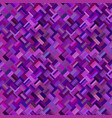 purple abstract seamless diagonal rectangle vector image vector image
