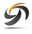 Abstract symbol vector image