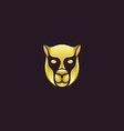 Alpaca logo vector image