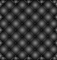 luxury leather vector image
