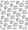 grunge conveyor ruler school utensil background vector image vector image