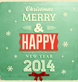Rustic Christmas Background vector image vector image