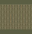 vintage green wallpaper vector image