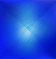 abstract blue technology background vector image vector image