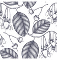 background with styrax tree vector image vector image