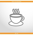 Hot drink web icon