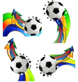 Soccer Sport Concept vector image