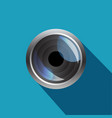 smartphone camera icon modern simple flat vector image