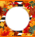 abstract background with vector image vector image