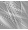Abstract Grey Wave Background vector image vector image