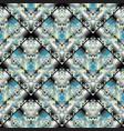 baroque 3d seamless pattern vintage damask vector image