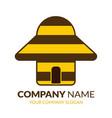 real estate logo templatebee logo stock vector image vector image