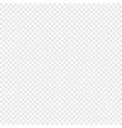 white and gray checker vector image