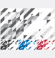 modern diagonal abstract background vector image