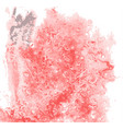a colored explosion of powder vector image vector image