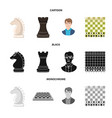 Checkmate and thin icon