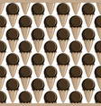 ice cream choco cone seamless pattern background vector image