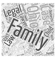 Ohio Family Attorney Services Talk to the Experts vector image vector image