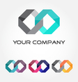 Logo design for your company vector image