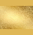 abstract gold luxury background with bright golden vector image