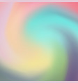abstract of rainbow colorful background vector image
