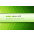 Green arrow technology background vector image vector image