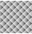 geometrical square pattern background - abstract vector image vector image