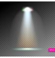 scene illumination show bright lighting vector image