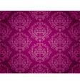 Seamless Wallpaper Pattern Purple vector image