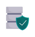 data security design vector image vector image