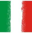 Flag of Italy Italian Pattern vector image