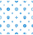 north icons pattern seamless white background vector image vector image