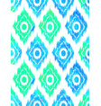 seamless pattern tribal art vector image