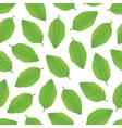 leaves pattern 2 vector image