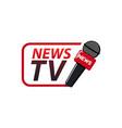 News tv logo design template
