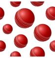 Cricket background vector image vector image