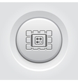 Online Services Icon vector image vector image