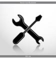 repair web icon vector image